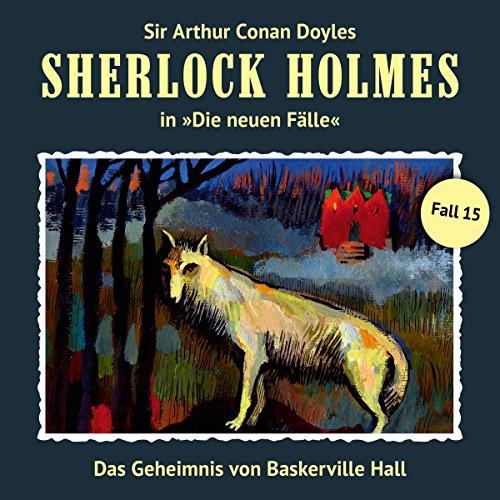 Das Geheimnis von Baskerville Hall audiobook cover art