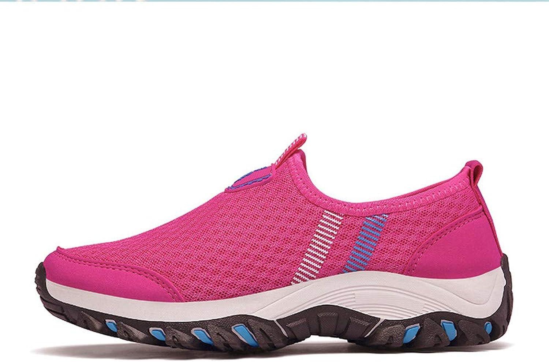 Super frist Men Women's mesh Hiking shoes Anti-Slip Lightweight Breathable Quick-Dry Trekking shoes