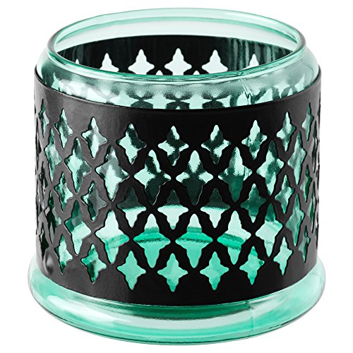 IKEA Sommar 2017–Teelichthalter/Kerzenhalter grün
