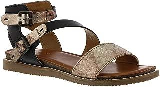 Diba True Fair Enough Leather Sandal