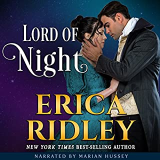 Lord of Night audiobook cover art