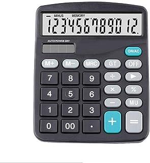 12-Digit Big Screen Calculator Financial Accounting Clear