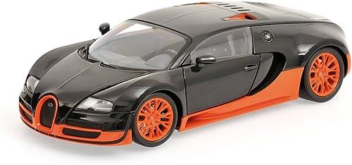 Bugatti Veyron Super Sport (carbon Orange) 2011
