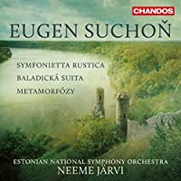 Eugen Suchon: Baladicka Suita, Op. 9 by Estonian National Symphony Orchestra