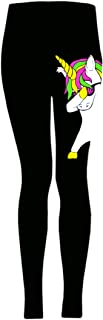 Girls Dabbing Unicorn Top Tee T Shirt Dab Dance Leggings Sweatshirt Jumper Dress