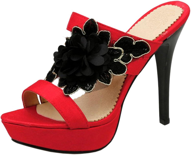 RizaBina Women High Heels Mules shoes