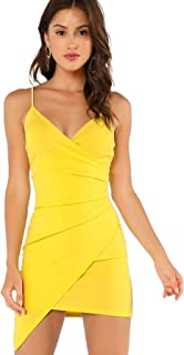 Best yellow short homecoming dresses under 100 Reviews