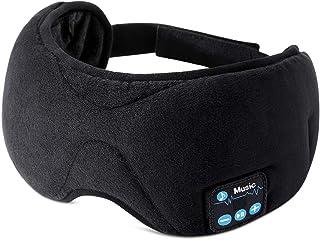 comprar comparacion ESR Antifaz para Dormir con Auriculares Bluetooth 5.0, Máscara 3D de ojos con Altavoces Estéreo Ultrafinos HD, Diadema lav...