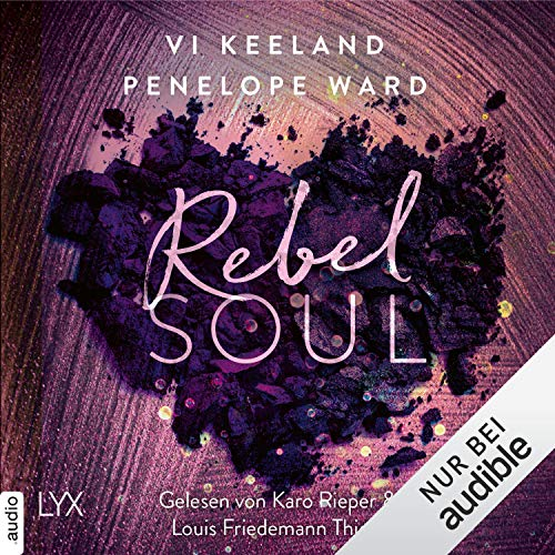 Rebel Soul (German edition) cover art
