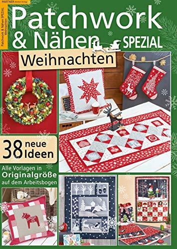 """Patchwork und Nähen 6/2019 \""""Weihnachten\"""""""