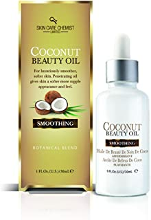 Skin Care Chemist Smoothing Coconut Beauty Oil