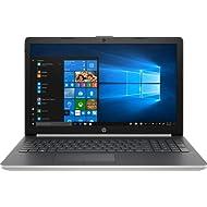 "2019 HP 15.6"" HD Touchscreen Laptop Computer, Intel Core i5-7200U Up to 3.1GHz, DVDRW, USB 3.1,..."