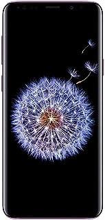 Samsung Galaxy S9+ Plus Verizon + GSM Unlocked 64GB - Lilac Purple (Renewed)