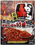 ハチ食品 赤から 辛味の極み10番カレー 200g ×5袋
