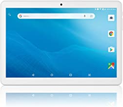 Tablet 10 inch Android Go 8.1 Google Certified, Tablet PC with TF Card Slot and Dual Camera,16GB Storage,Dual Band 5GHz/2....
