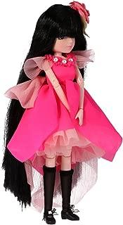 Jili Online Flexible 30 Joints 27cm Fashion Dressed Vinyl Ball Jointed Body BJD Doll Kids Play Fun Toy Xmas/B-day Gift