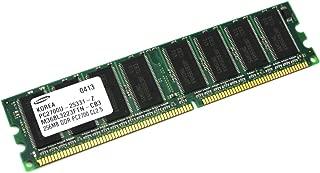 Genuine Samsung PC2700U-25331-Z Computer Memory Desktop 256MB DDR PC2700 CL2.5 M368L3223FTN-CB3