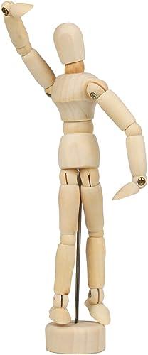 wholesale PP-NEST Wooden Human wholesale Joints popular Mannequins MRMX-01 (15.3cm) sale