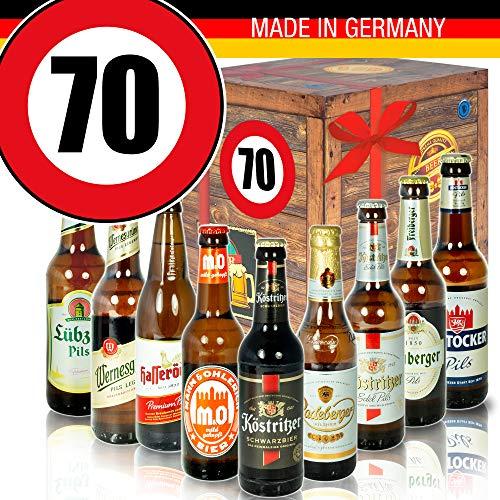 DDR Bierbox - Bier Set - Geburtstag 70 - Geschenke Papa