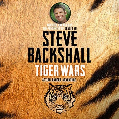 Couverture de Tiger Wars