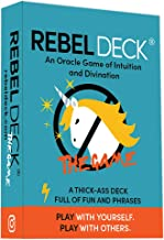 REBEL DECK- The Game- An Oracle Game of Intuition and Divination (112 cards)