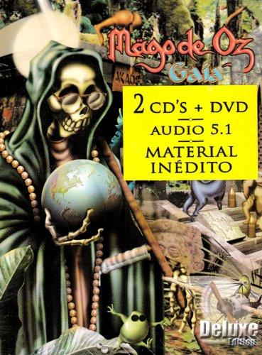 Gaia (Ed.Lujo 2 Cd + Dvd)