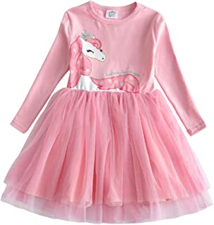 pink party dress toddler