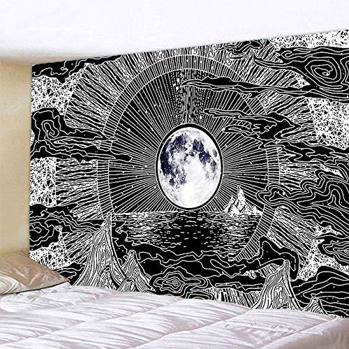 Alas bajo las estrellas tapiz tapiz colgante de pared arte de la pared dormitorio decoración de la ventana tapiz de pared tela de fondo a2 180x200cm