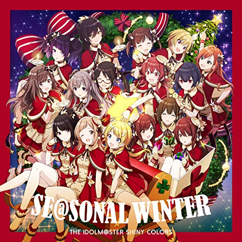 [Single]THE IDOLM@STER SHINY COLORS SE@SONAL WINTER SNOW FLAKES MEMORIES – シャイニーカラーズ[FLAC + MP3]