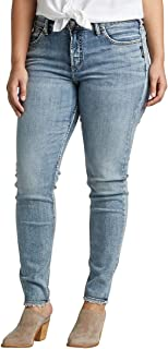 Women's Plus Size Avery High-Rise Curvy Skinny Jeans