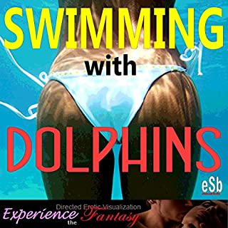 Swimming with Dolphins audiobook cover art
