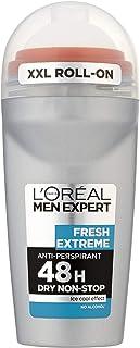 L'Oreal Paris Men Expert Fresh Extreme 48H Anti-Perspirant Roll-On Deodorant 50ml
