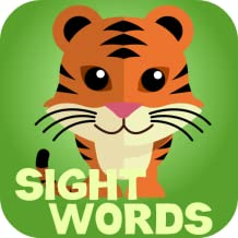 Kindergarten Sight Words: High Frequency Words to Increase Reading Fluency