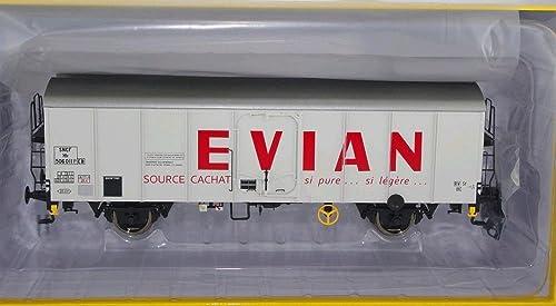 Brawa 37214 Kühlwagen UIC SNCF Evian