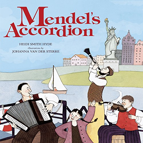 Mendel's Accordion copertina