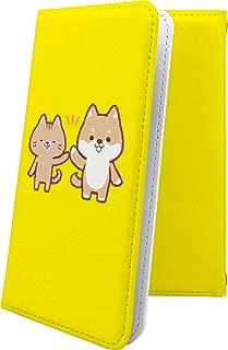 iPhoneXS/iPhoneX ケース 手帳型 豆柴 まめしば ねこ 猫 猫柄 にゃー アイフォン アイフォン10 エックス テン テンエス 手帳型ケース 犬 いぬ 犬柄 iphone xs x 女の子 女子 女性 レディース