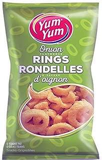 Yum Yum Onion Rings Snacks 255g