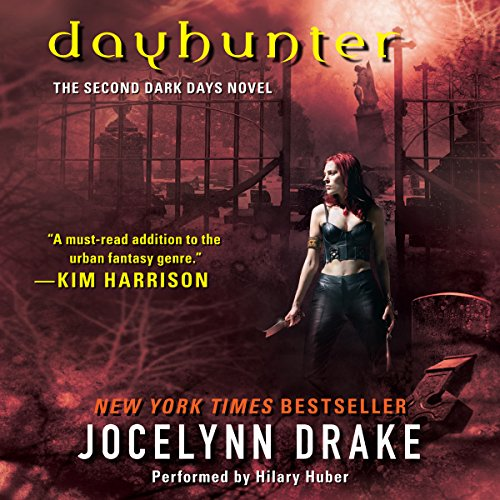 Dayhunter audiobook cover art