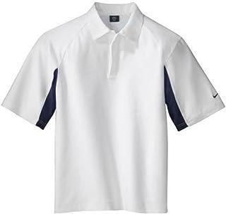 8993124c8de46 NIKE Golf Dri-fit UV Polo Men's Sport Shirt (X-Small, White