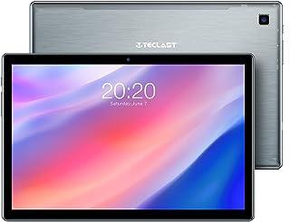 TECLAST P20HD Tablet 10.1 Pulgadas, 4GB RAM 64GB ROM + 4G LTE GPS, Octa-Core 1.6 GHz Android 10, 1920×1080 Full HD IPS, (T...