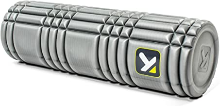 (18-Inch) - TriggerPoint CORE Multi-Density Solid Foam Roller with Free Online Instructional Videos