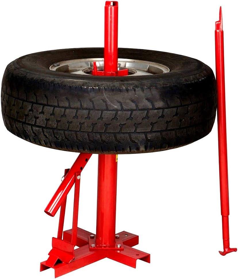 Manual wholesale Portable Tire Changer Wheel Demount Garage 8