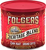 Folgers Classic Roast Instant Decaffeinated Coffee, 4 Ounce Jars (Pack of 6)