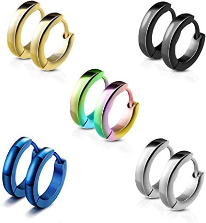 Für männer ohrringe Ohrringe für