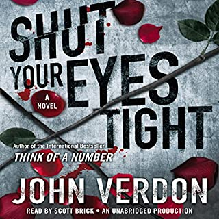 Shut Your Eyes Tight audiobook cover art