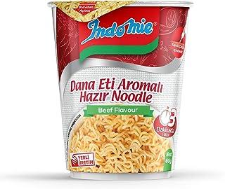Indomie Bardak Etli Noodle 60Gr Koli 24'lü