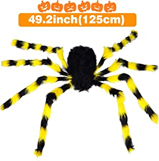 yellow toy spider