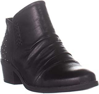 BareTraps Gericka Ankle Boots, Black, 7 US