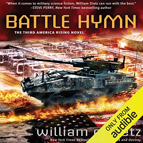 Battle Hymn Audiobook By William C. Dietz cover art