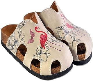 Flamingo Clogs CAL609
